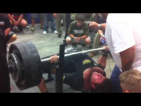 Texas High Schooler Breaks Powerlifting Record With A 700 Pound