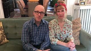 Video: Couple combines art styles to furnish CWE home