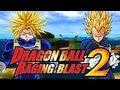 DragonBall Raging Blast 2 Super Trunks VS Super Vegeta Live Commentary mp3