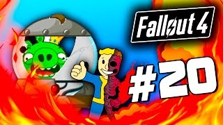 Fallout 4 - НЛО - Опасный склад 20