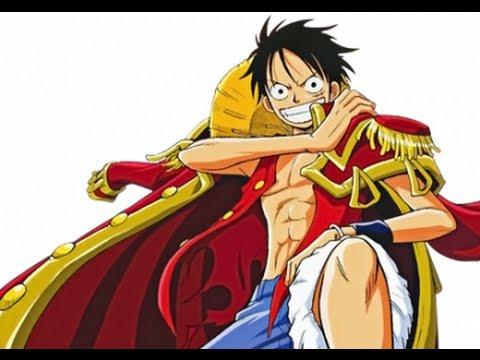 Luffy roi des pirates ...