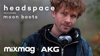 Moon Boots Is Absolutely Obsessed With Disco | HEADSPACE by AKG and Mixmag