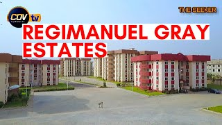 Regimanuel Gray Estates - Beautiful Homes in Accra Ghana Enjoy this tour with the Seeker Ghana