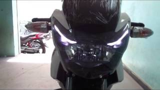 #Bikes@Dinos: TVS Apache RTR 160 2015 White Walkaround (price, mileage, etc.)