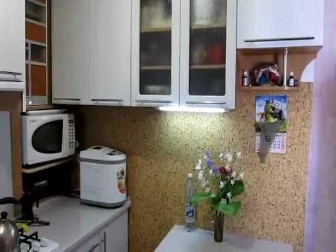 Кухня в частном доме.avi