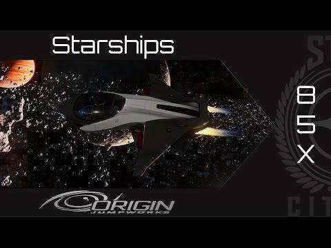 Star Citizen - Starships: Origin 85X