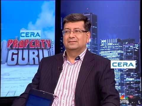 Property Guru CNBC Awaaz Discussion on Navi Mumbai & Pune Properties by Director Paresh Karia.
