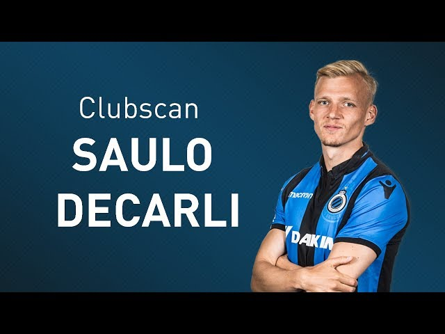 Saulo Decarli | ClubScan | 2017-2018