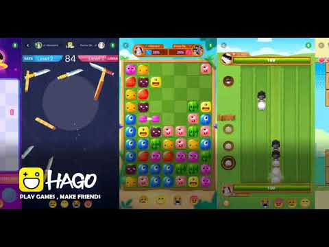 HAGO – Play with New Friends