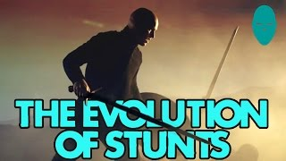 The Evolution Of Stunts Trailer | Damien Walters