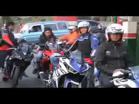 YROI Manado Touring Tomohon 2015