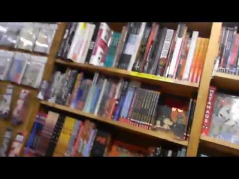 the book loft - vacation 2015