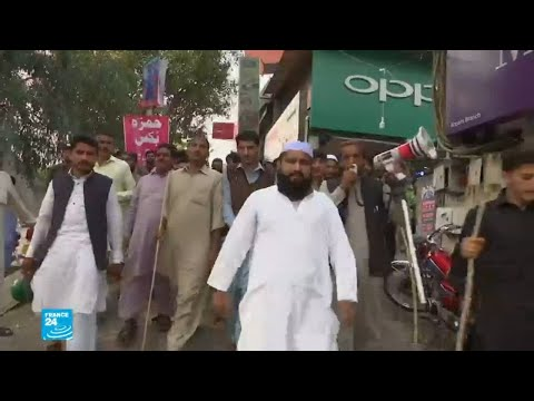 احتجاجات في مدن باكستانية على تبرئة سيدة مسيحية من اتهامات بازدراء الإسلام