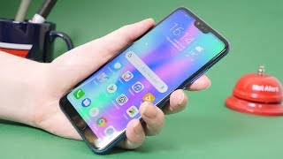 TEST HONOR 10 : 8 POINTS qui le DÉMARQUENT