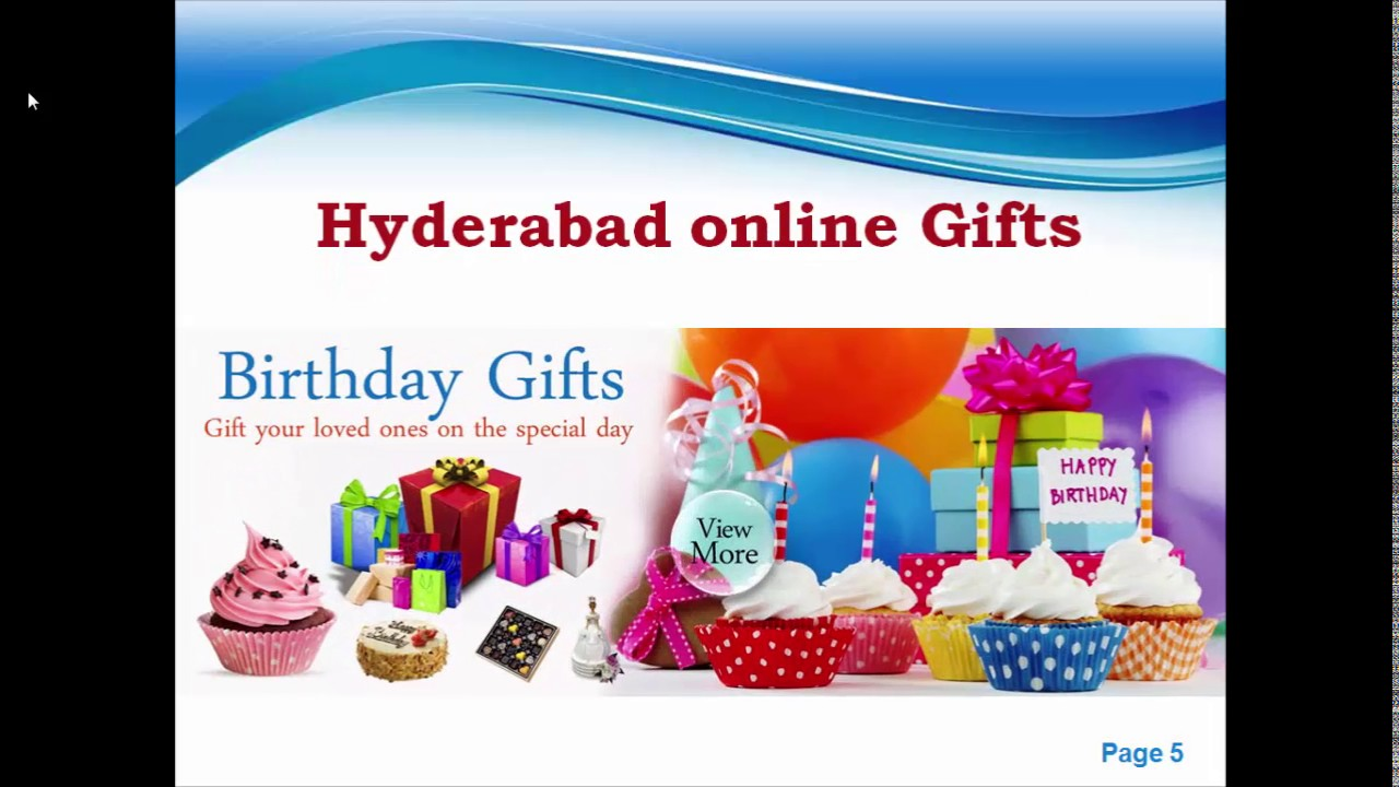 Bakeries In Hyderabad Birthday Cake With Gift Online Delivery