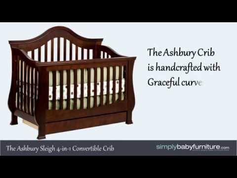 Million Dollar Baby Ashbury Crib Video