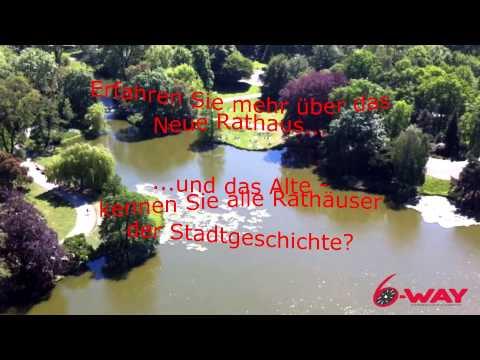 Hannover Stadt Tour mit dem Segway bei www.6-way.de