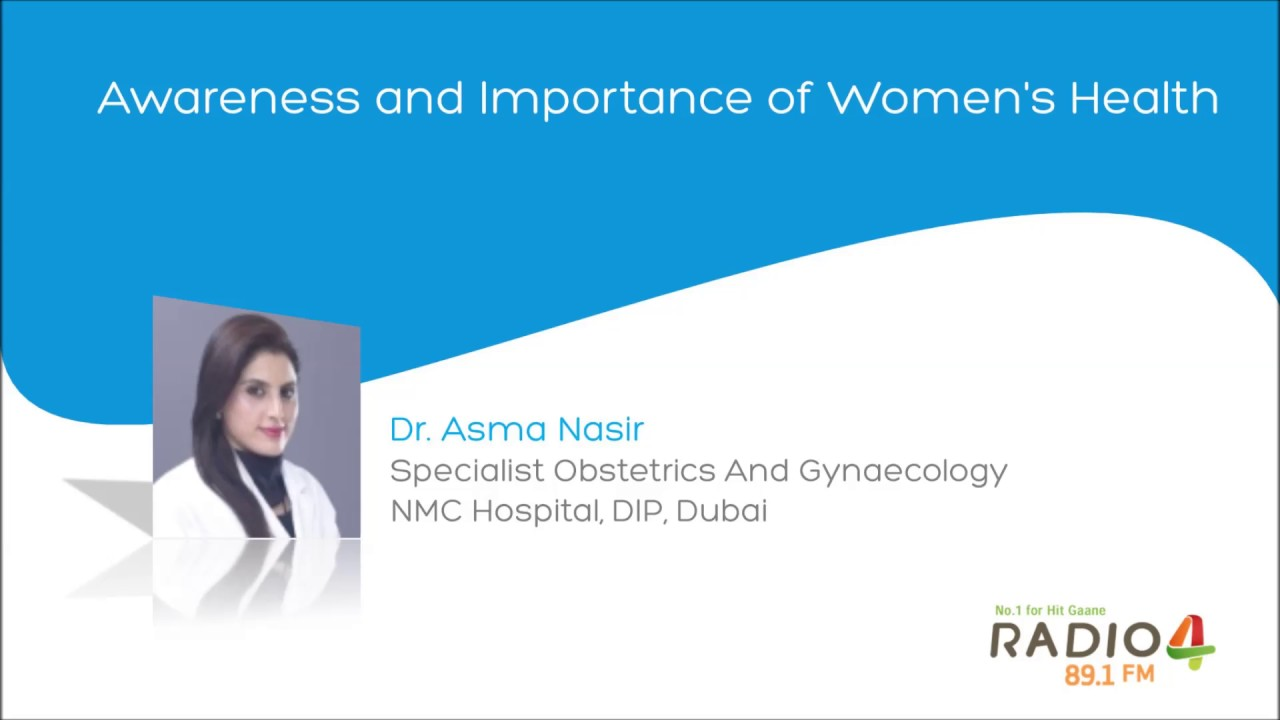 the importance of a womens health The importance of preconception care in the continuum of women's health care abstract: the goal of preconception care is to reduce the risk of adverse health effects for the woman, fetus, or neonate by optimizing the woman's health and knowledge before planning and conceiving a pregnancy.