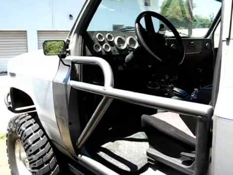 K5 Crossover and Hydro Assist steering POV demonstration - YouTube