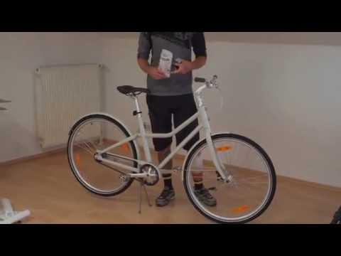 ikea fahrrad sladda unboxing und montage anleitung youtube. Black Bedroom Furniture Sets. Home Design Ideas