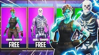 How To Get FREE SKULL TROOPER ACCOUNT In FORTNITE! FREE SKULL TROOPER ACCOUNT!*WORKING October 2018*