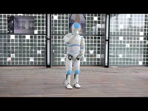 ROMEO PROJECT PRESENTATION (Romeo robot)