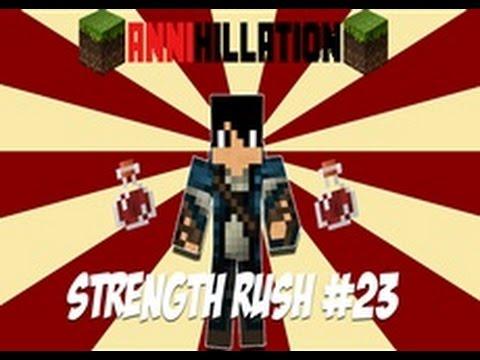 Minecraft-[Annihilation]-Strenght rush- CZ/HD #23-Just Andorra