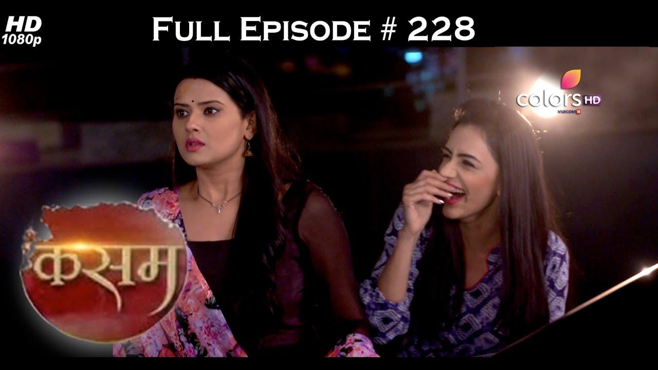 Kasam - 18th January 2017 - कसम - Full Episode (HD)