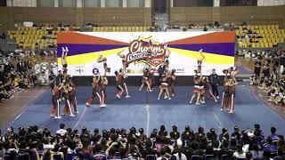 C3 2019  #86 HERO 6  Team Cheer Open Coed Premier Level 6