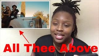 Plies - All Thee Above feat. Kevin Gates [Official Music Video] First Reaction Video