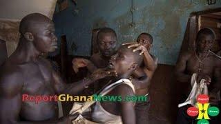 prison rape in Ghana