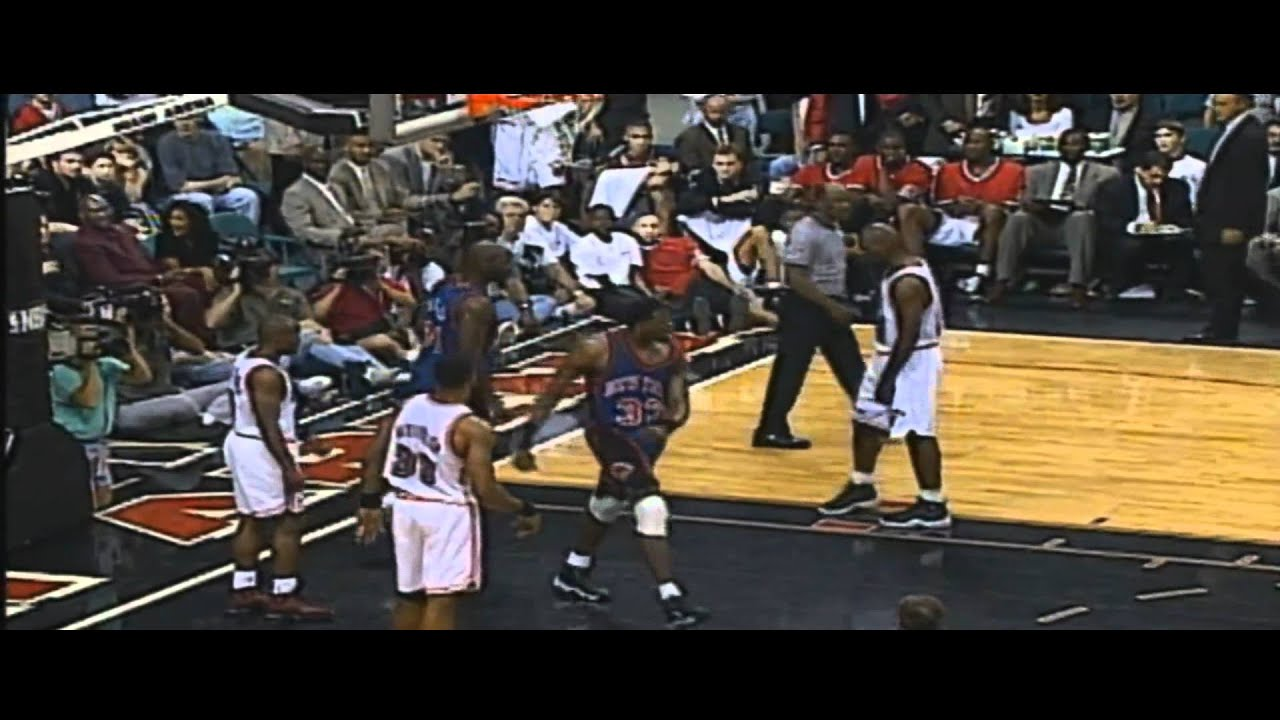 A Quick History Of Patrick Ewing S Best On Court Moments Complex