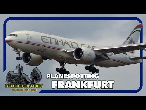 Planespotting Frankfurt Airport | März 2018 | Teil 1