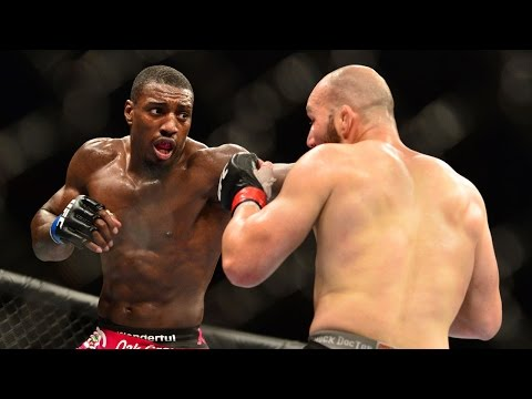 Phil Davis his next opponent Ryan Bader