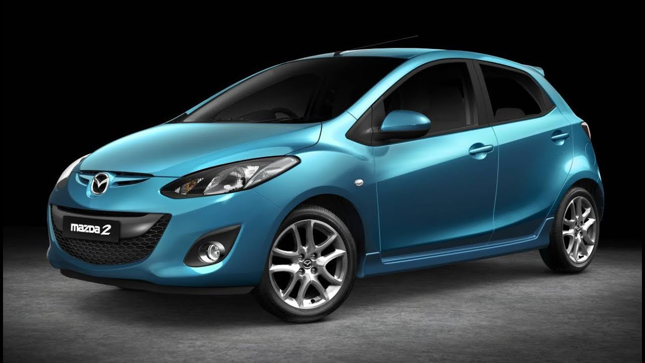 new mazda 2 2013 - youtube