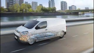 Знакомтесь, Citroen e-Jumpy, лучший фургон года