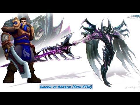 Garen vs Aatrox Top lane fEAt  2 EUW Gamer patch 8.7 TP+IGNITE Meta