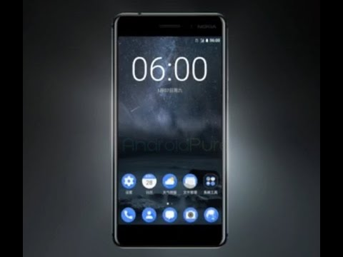First look at Nokia 6 Official Video