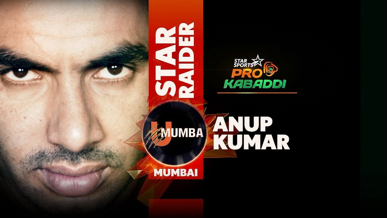 Anup kumar u mumba star raider youtube thecheapjerseys Gallery