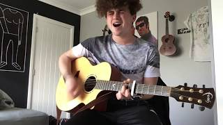 Robbers - The 1975 - Acoustic Cover