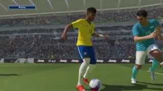 """PES 2015 Goal Compilation - """"All Rise Up"""""""