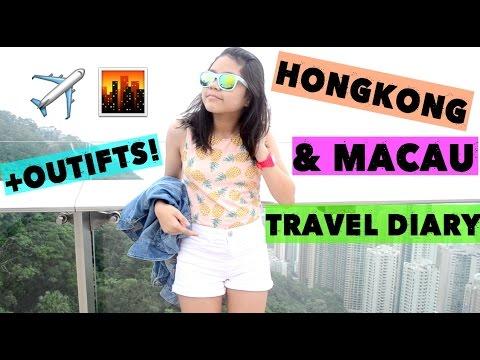 Hongkong & Macau travel diary +outfits! //Fashonbymitchi