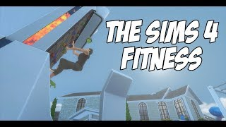 The Sims 4 Fitness Akcesoria!!!