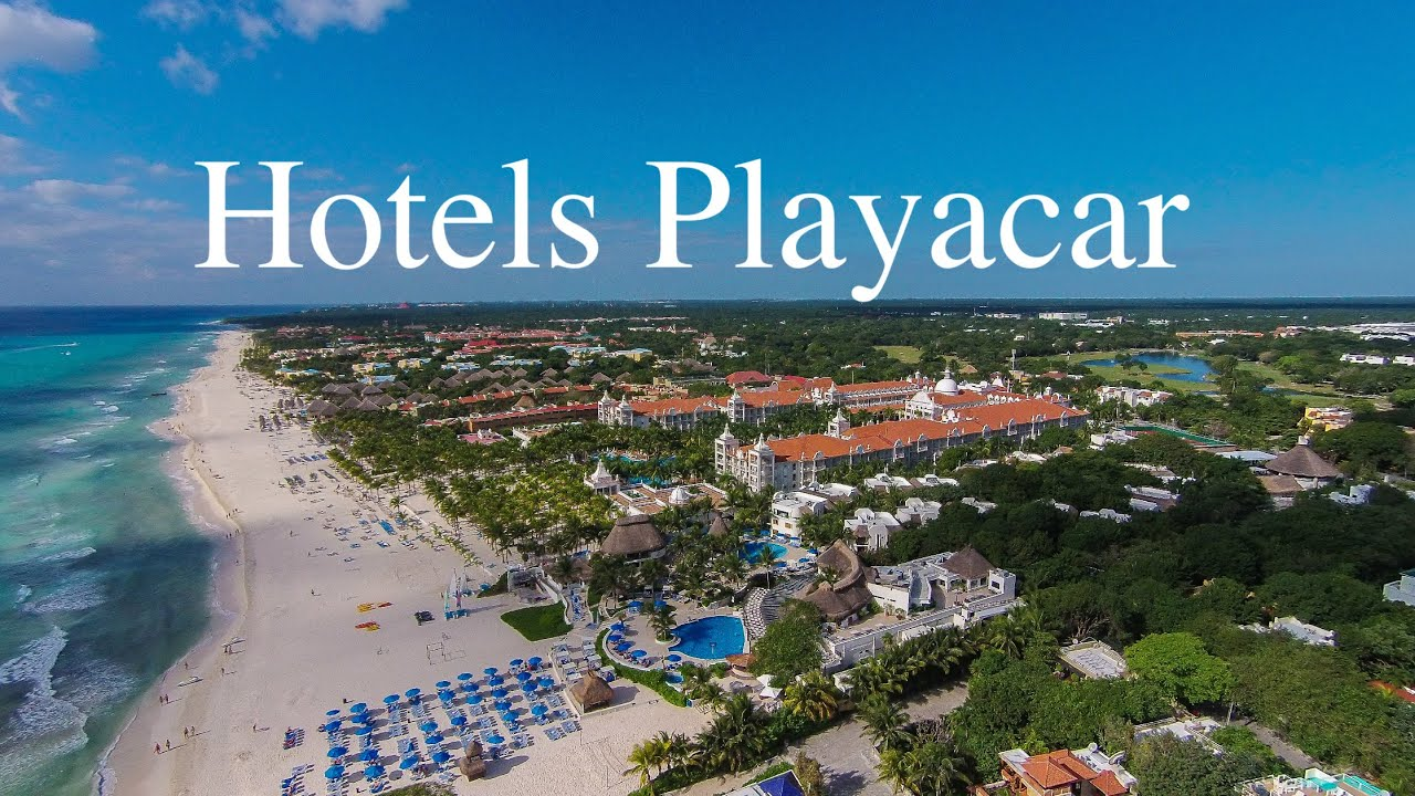 Playa del carmen mexico all inclusive resorts hotels in playacar youtube