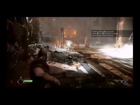 God Of War myWalkthrought (Portuguese Audio - Part 1)