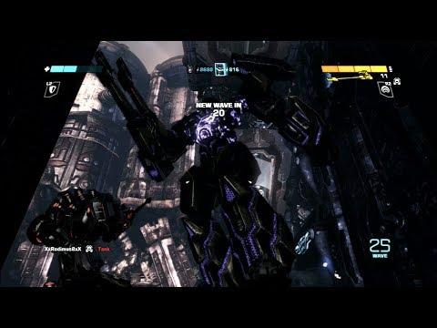WFC: Escalation challenge continued ~ {w/ Spown49}