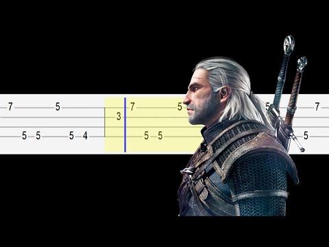 the-witcher---main-theme-(easy-ukulele-tabs-tutorial)