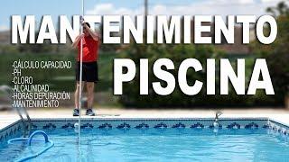 Mantenimiento de piscinas | Cómo limpiar una piscina