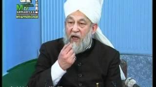 Darsul Quran 4th February 1995 - Surah Aale-Imraan verses 180-183 - Islam Ahmadiyya
