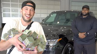THE NIGHT SHIFT: buying my dream car with $200,000 cash